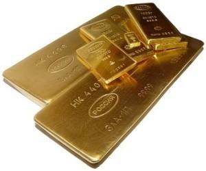 Сколько весит слиток золота?