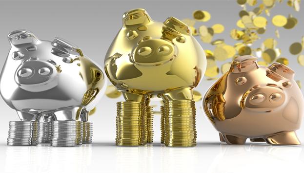 Как выгодно вложить деньги в золото