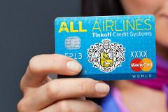 Как оформить кредитную карту Тинькофф All Airlines