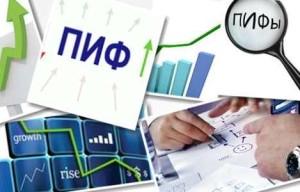 Рейтинг ПИФов по доходности, начиная с 2015 года