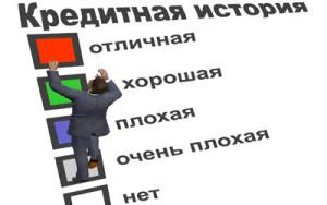 Влияет ли кредитная история на получение кредита