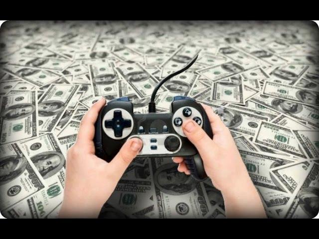 Как заработать деньги на играх онлайн?