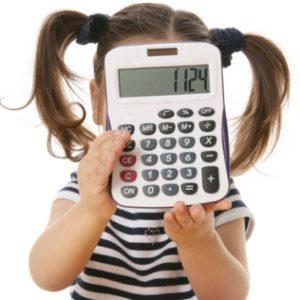 Налоговый вычет на ребенка матери-одиночке