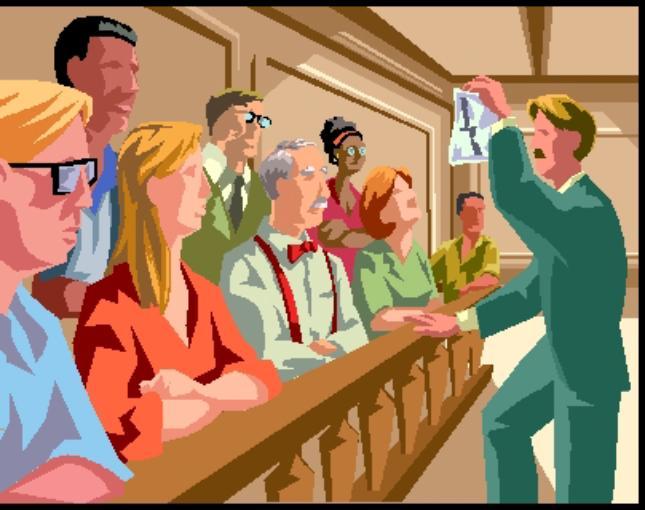 Cколько платят присяжным заседателям в суде?