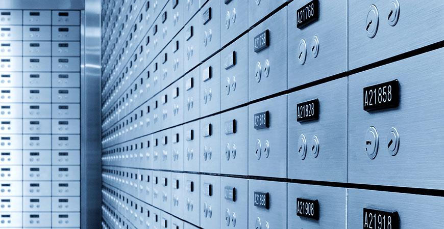 Хранение ценностей в банковской ячейке Сбербанка – условия и цена аренды