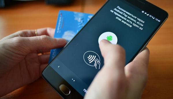 Поддерживающие устройства Android Pay