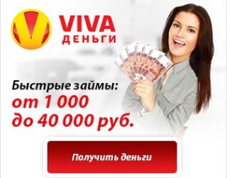 Кредит от Вива Деньги: оформление онлайн заявки, возврат долга, и что говорят пользователи