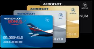 Условия программы «Аэрофлот Бонус» и регистрация нового пользователя