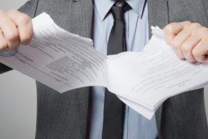 Как расторгнуть договор с НПФ
