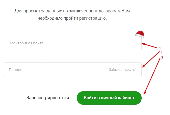 Для чего необходима регистрация на сайте?