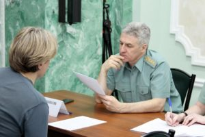 Основные положения инструкции ФССП о приёме граждан