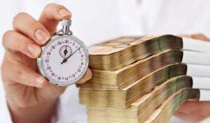 Срок передачи информации о задолженности в ФССП