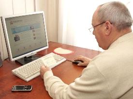 Регистрация личного кабинета в ПФР через сайт «Госуслуги»