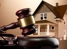 Торги конфискованного судебными приставами имущества: где и как продают вещи «с молотка»