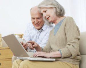 Как подать заявление на пенсию онлайн?