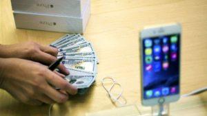 сколько зарабатывает apple в секунду
