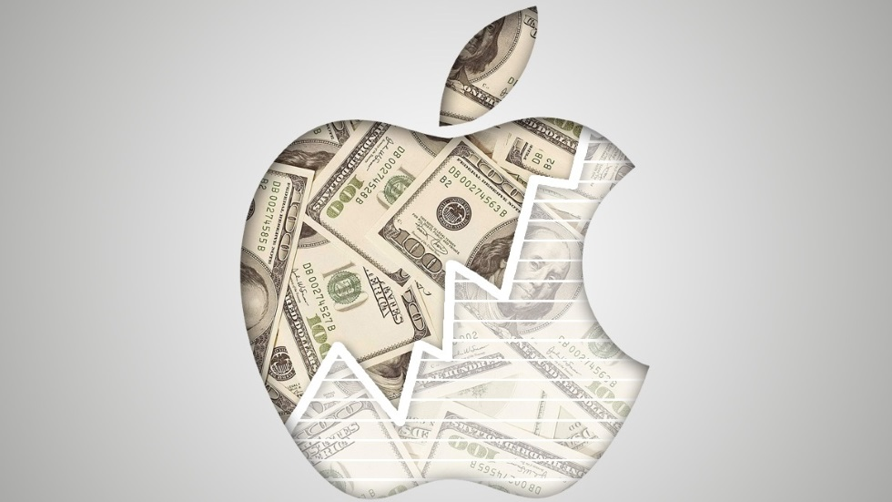 доход компании apple