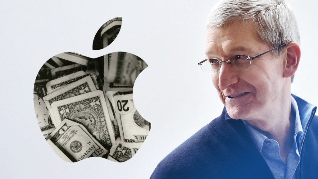 заработок Apple