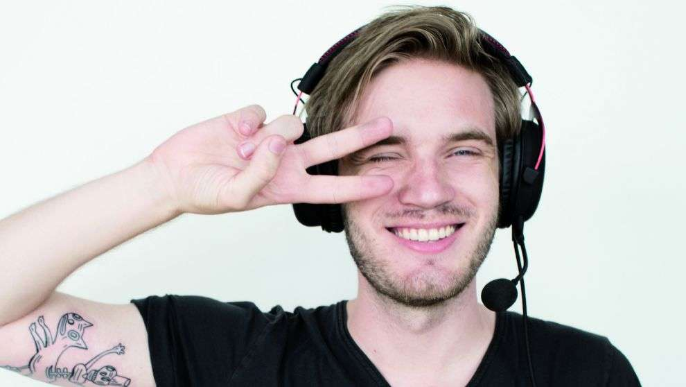 PewDiePie зарабатывает миллионы