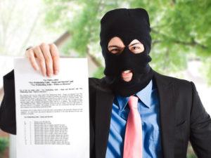 незаконные действия коллекторов из НСВ