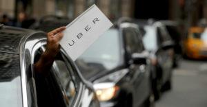 uber сотрудничество