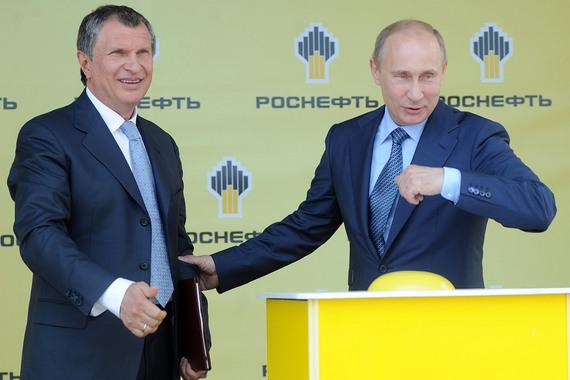 Дополнительные доходы директора Роснефти