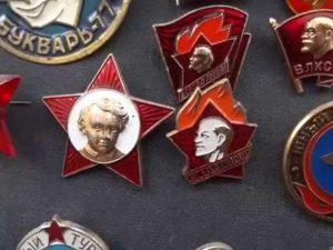 Какие самые дорогие значки СССР: сколько стоят, цена, каталог с фото