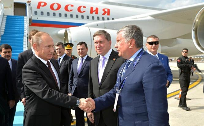 Кто такой Игорь Сечин и его дружба с Путиным