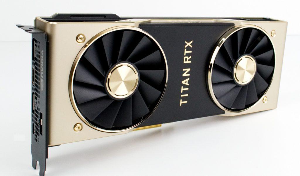Видеокарта nvidia Titan RTX: плюсы и минусы