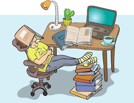 Как заработать на написании дипломов, курсовых, рефератов студенту или преподавателю