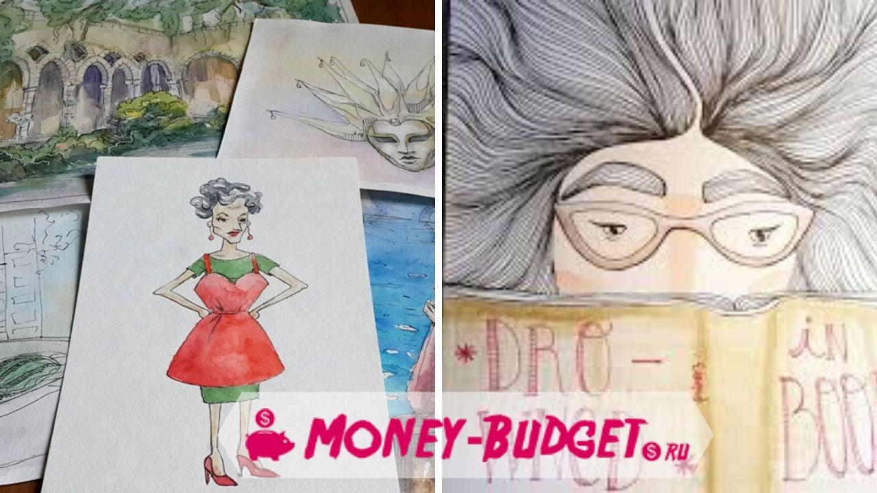 сколько зарабатывает художник иллюстратор