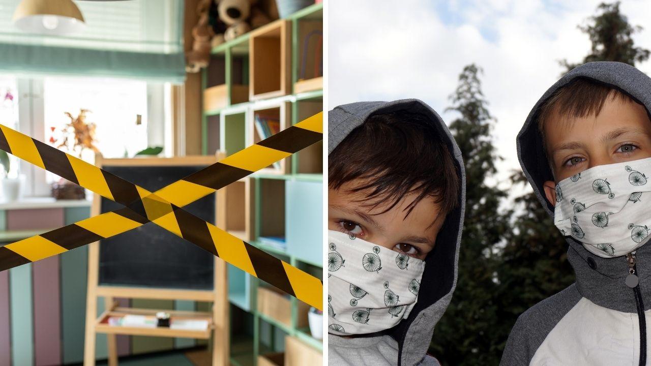 Будут ли закрывать детские сады в России в декабре
