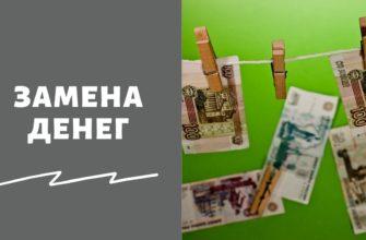 Вероятность дефолта и замены денег в России в 2021 году