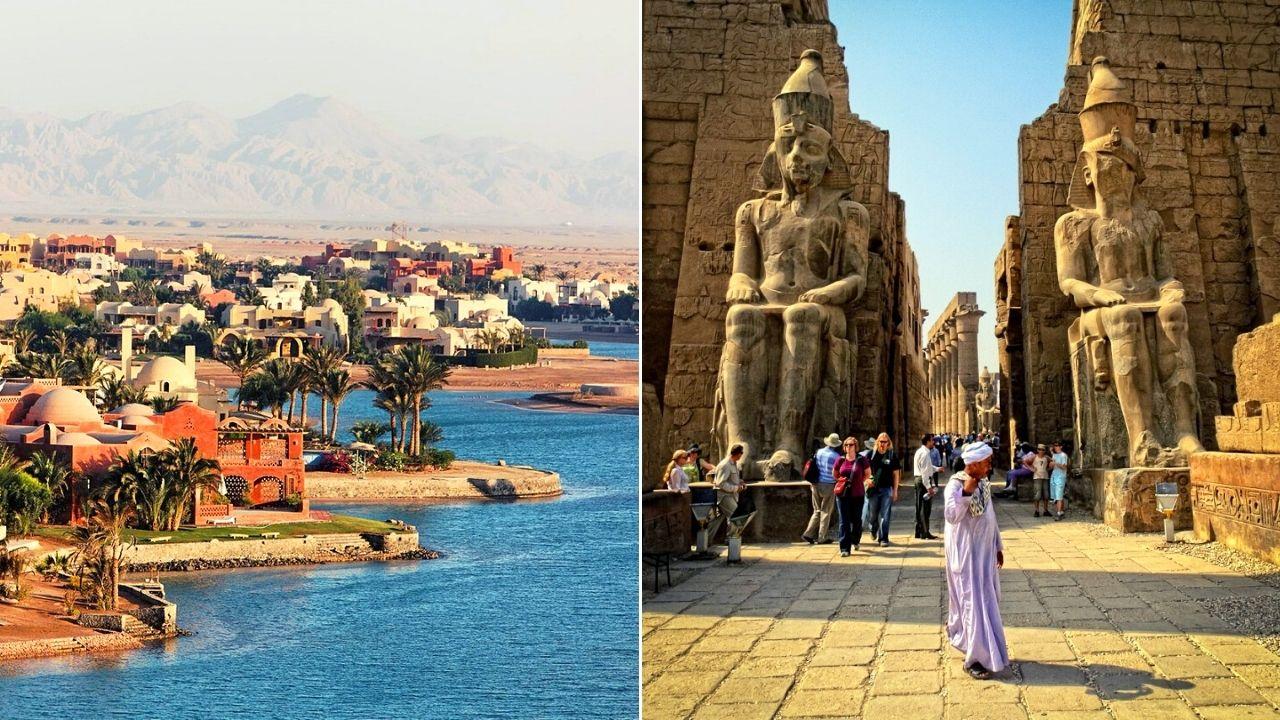 Когда откроют Египет для туристов из России в 2021 году