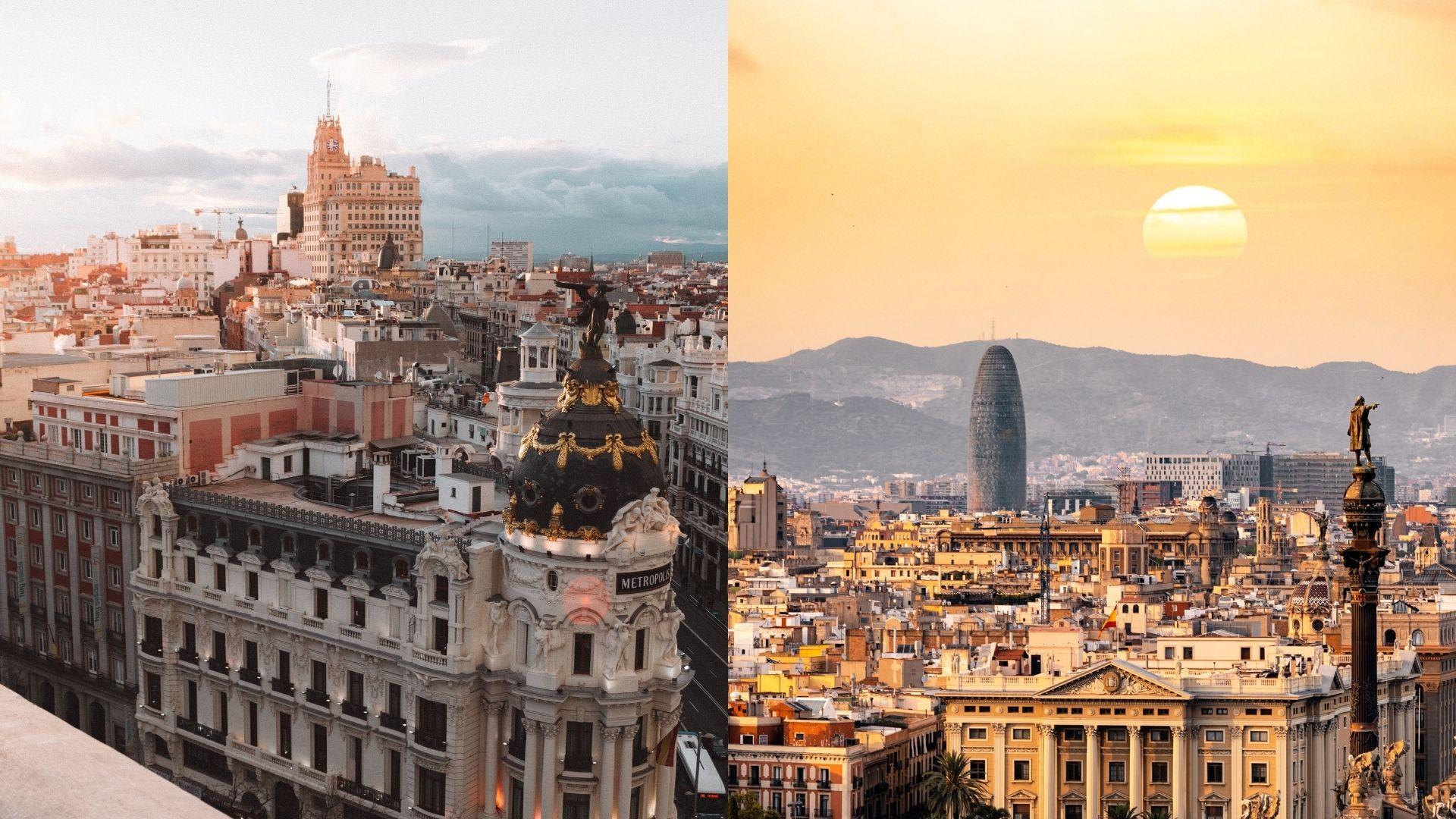 Испания может открыться российских туристов летом 2021