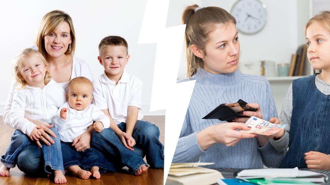 Расчет повышенных путинских выплат на ребенка до 7 лет с 1 апреля 2021 года