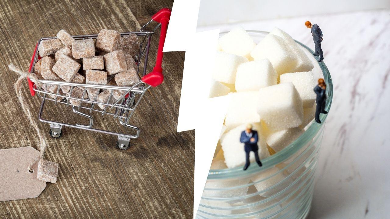 Рост цен на сахар в апреле 2021 года в России объяснили в ФАС